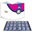 Portfolio Pokemon Master Ball A4 360 Cartes FR Ultra Pro