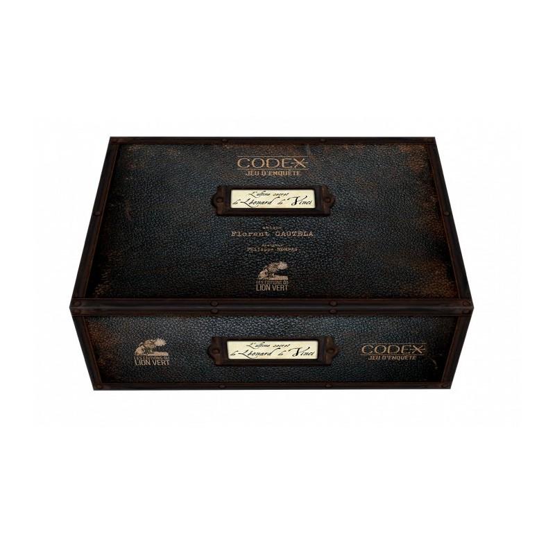 Codex L'Ultime Secret De Leonard de Vinci FR Editions Du Lion Vert
