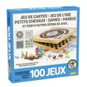 Coffret 100 Jeux Juniors Bois FR SMIR