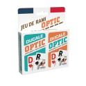 jeux de Cartes 54 x2 Rami OPTIC FR Ducale