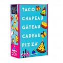 Taco Chapeau Gâteau Cadeau Pizza Fr Blue Orange