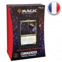 Magic Deck Commander Portail Planaire D&D Aventures dans les Royaumes Oubliés FR MTG The gathering