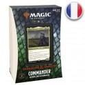 Magic Deck Commander Aura de Courage D&D Aventures dans les Royaumes Oubliés FR MTG The gathering
