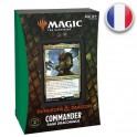 Magic Deck Commander Rage Draconique D&D Aventures dans les Royaumes Oubliés FR MTG The gathering