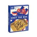 Shut The Box FR Professor Puzzle