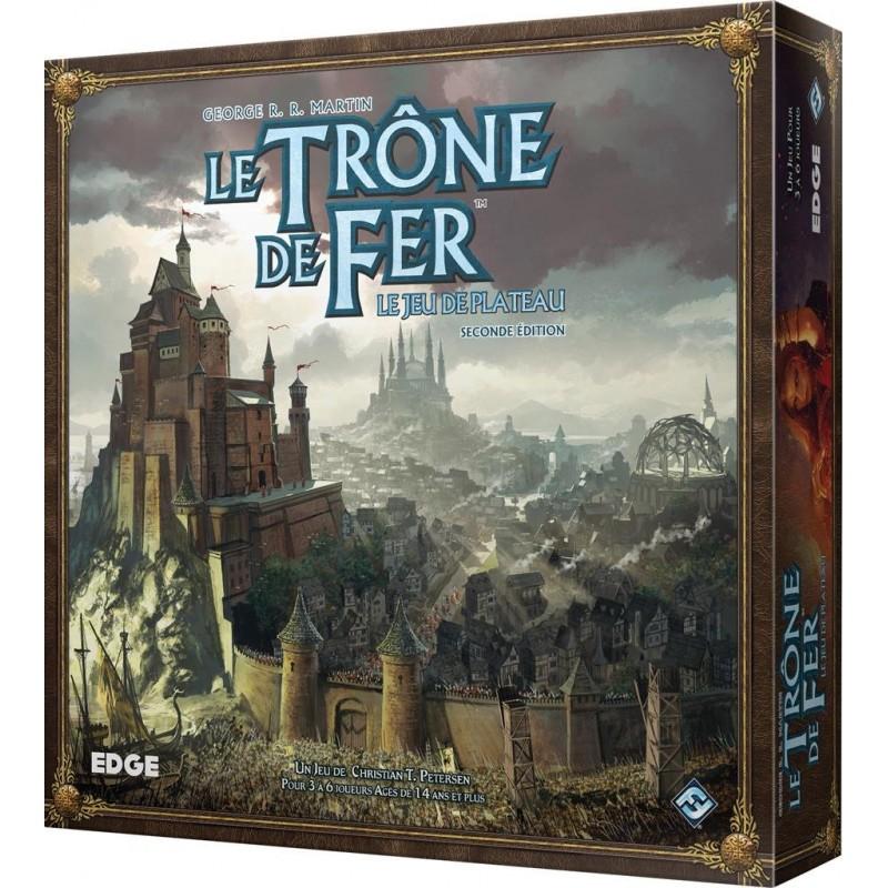 Trone de Fer Plateau nouvelle Edition VF