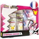 Pokemon Collection Celebrations: Nymphali Obscur-V FR Coffret