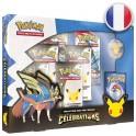 Pokemon Collection Celebrations: Zacian Niv. X FR Coffret