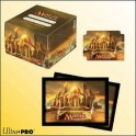 Magic Deck Box Modern Master avec 80 Proteges Carte 66x91mm Deck Protector