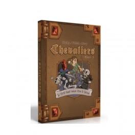 BD Chevaliers Tome 3 Makaka Edition