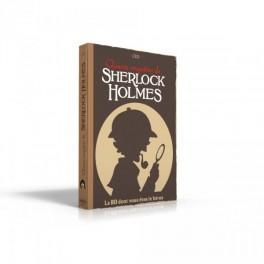 BD Sherlock Holmes Tome 2 Livre Makaka Edition