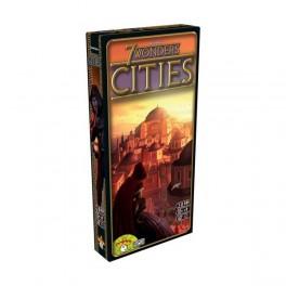 7 Wonders Extension Cities
