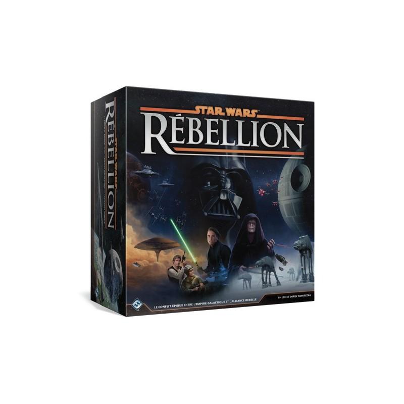 Star Wars Rebllion Jeu de societe VF Asmodee