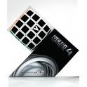 V-Cube 4 x 4 x 4  Bombe Couleur : Blanc