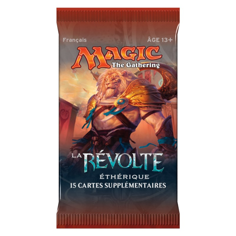 Magic Booster La Revolte Etherique FR