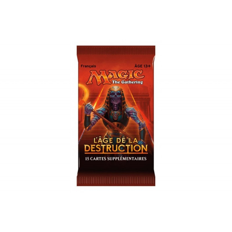 Magic Booster L'Age de la destruction FR
