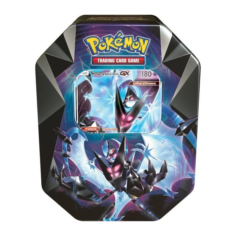 Pokemon Pokebox Pâques 2018 : Necrozma Ailes de l'Aurore GX VF