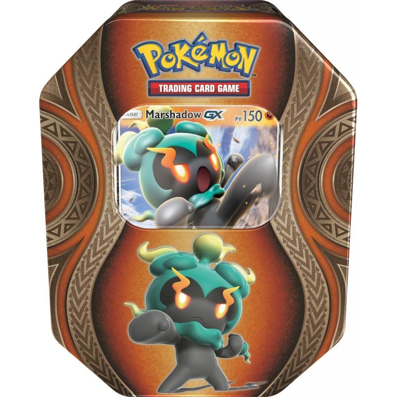 Pokemon Pokebox Noël 2017 - Marshadow GX