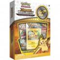 Pokemon Coffret : Collection avec pin's Légendes Brillantes – Pikachu