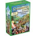 Carcassonne : Extension 8 - Ponts, Forteresses & Bazar
