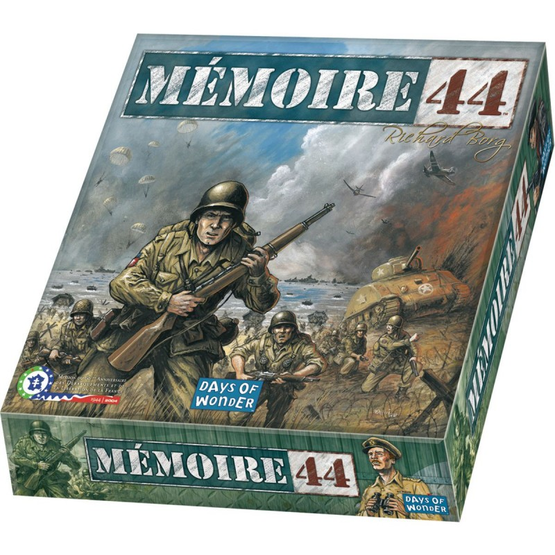Memoire 44 VF Jeu