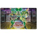 Playmat / tapis Yu-Gi-Oh Sneak Peek EXTREME FORCE 61x36 cm en mousse