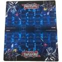 Double Playmat / tapis Yu-Gi-Oh Double link 2 joueurs FR 72X61 CM en mousse
