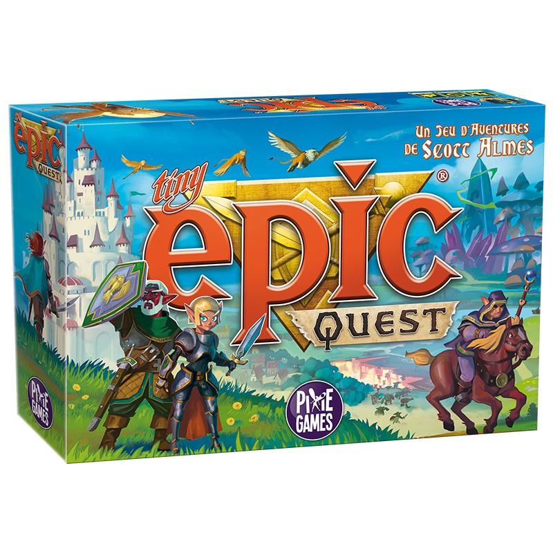 Tiny Epic Quest FR