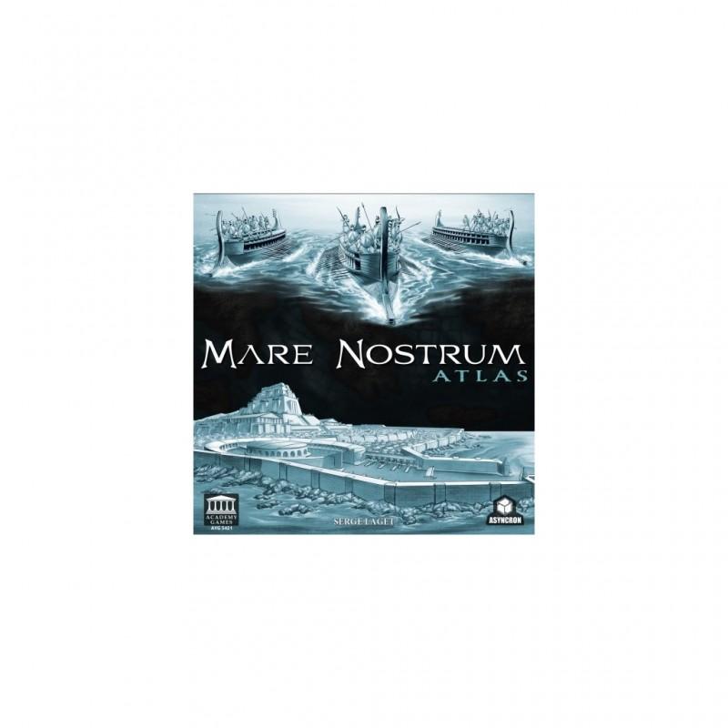 Mare Nostrum Extension Atlas VF jeu Asyncron