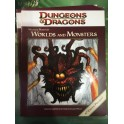 D&D - Worlds and Monsters - Dungeons and Dragons - FR VF
