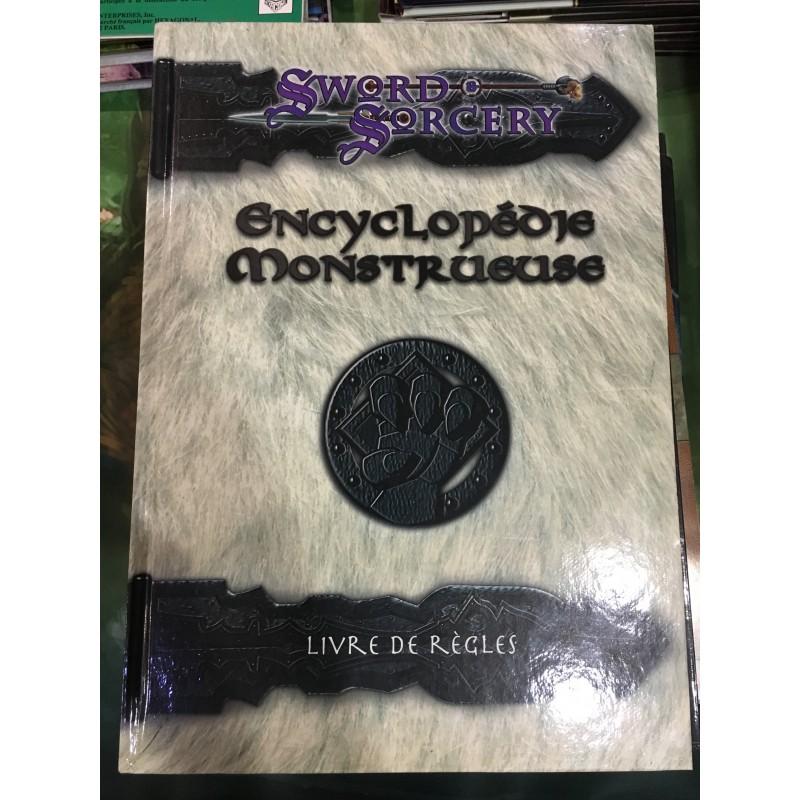 D20 - Encyclopédie Monstrueuse - Livre des Règles - Sword and Sorcery - FR VF