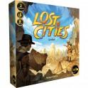Cites Perdues (les) FR JEU Iello Lost cities le duel