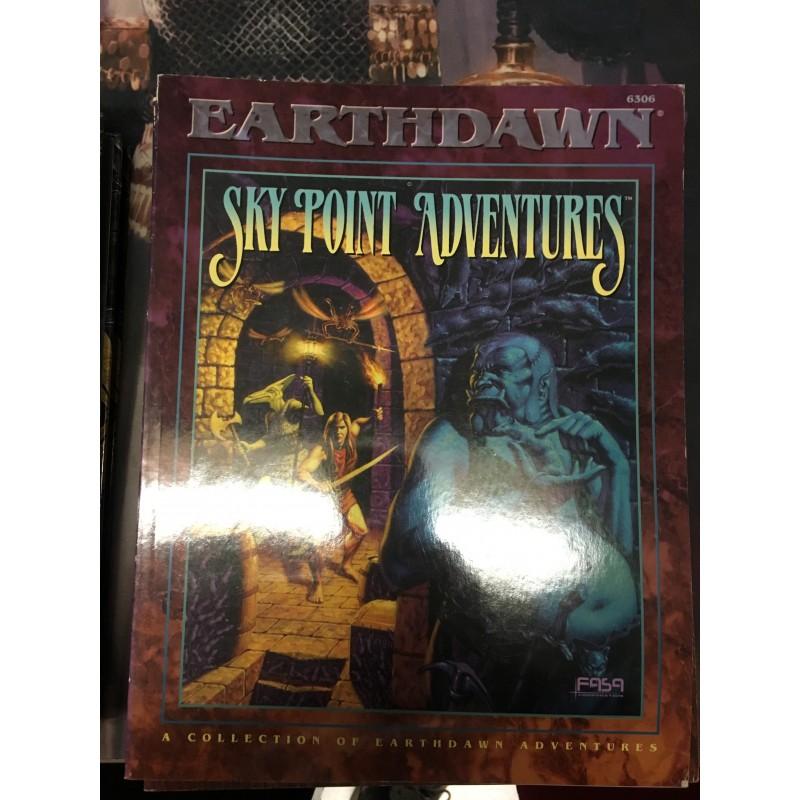 EarthDawn - Sky Point Adventures - JDR - Anglais