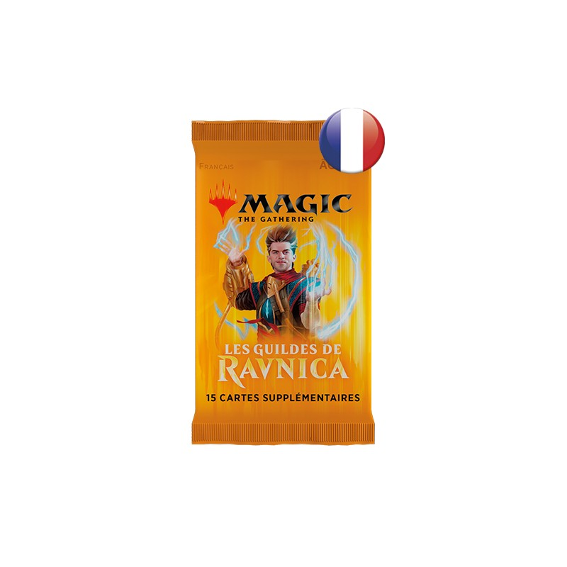 Magic BOOSTER LES GUILDES DE RAVNICA FR MTG The gathering