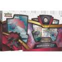 Pokémon Coffret Zoroark GX SL3.5 Pins FR