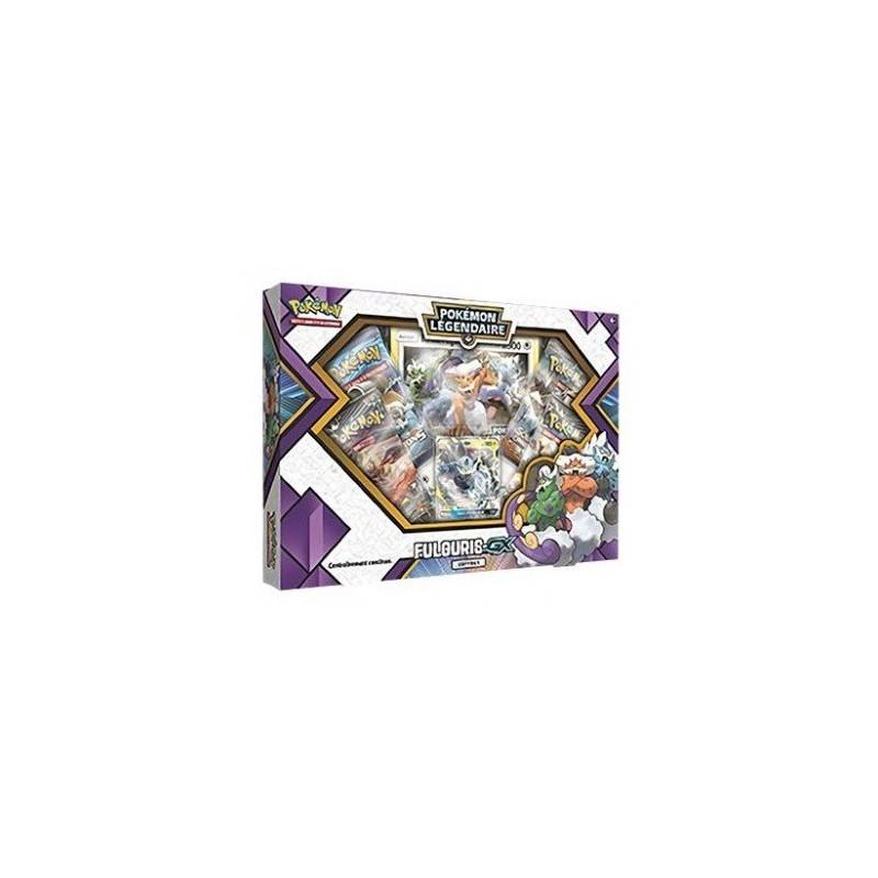 Pokémon Coffret GX Fulguris/Boréas 4 Boost Sept 18