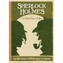 BD Sherlock Holmes Tome 4 Livre makaka Edition