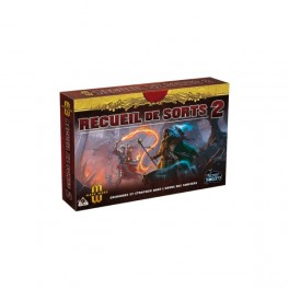 mage Wars : recueil de sorts 2