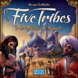 Five Tribes VF Jeux de societe Days of wonder