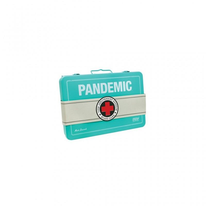 Pandemic 10ème Anniversaire FR Z Man Games Jeu