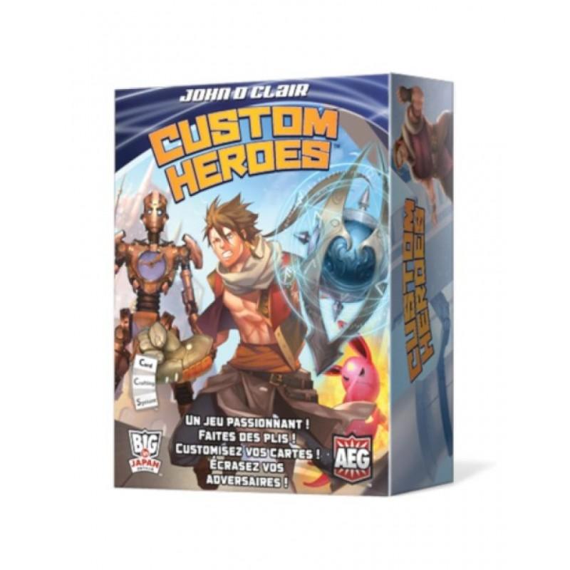 Custom Heroes FR AEG jeu