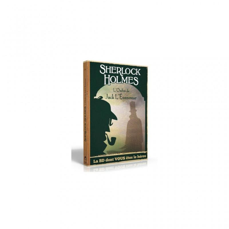Sherlock Holmes 5  La BD Dont vous êtes le Hero FR Blackrock games