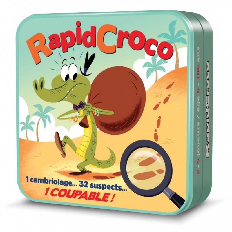 Rapidcroco VF Cocktail games