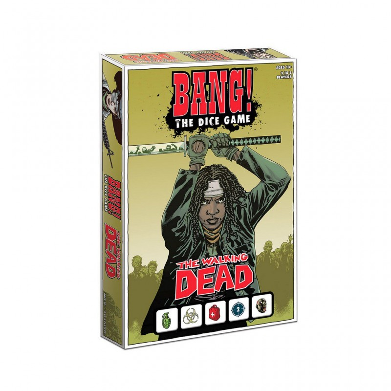 Bang ! Le jeu de dés The Walking Dead FR