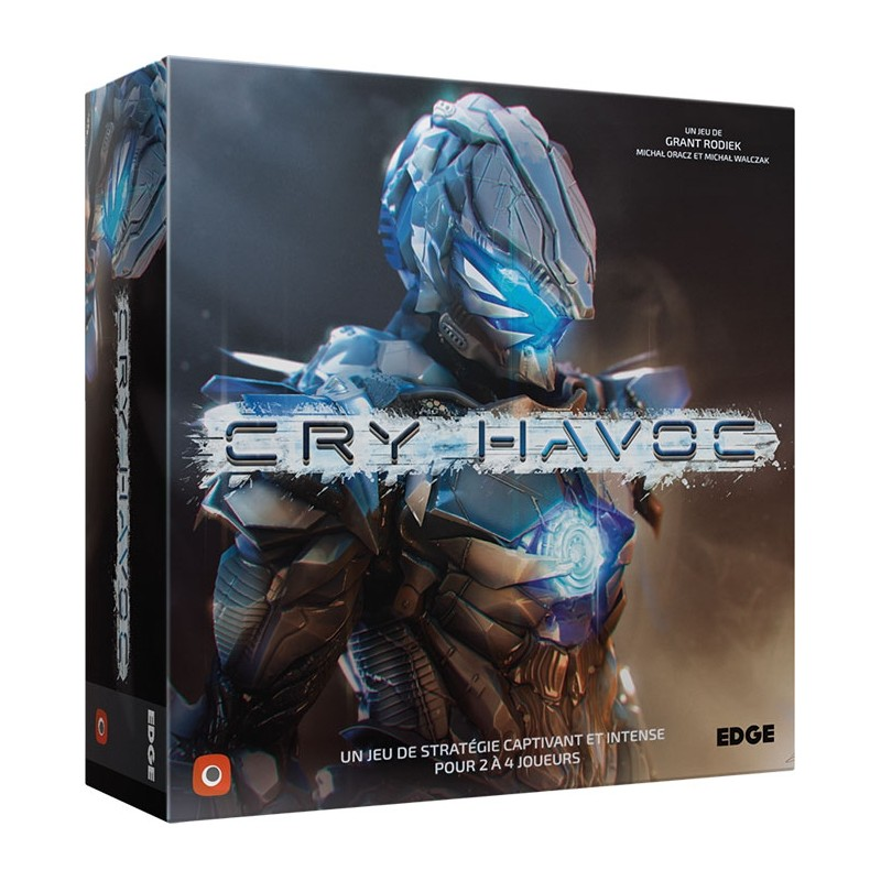Cry Havoc Jeu de societe EDGE VF
