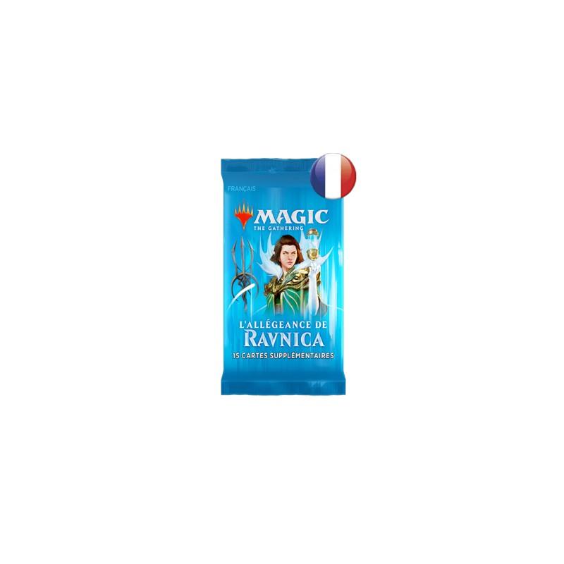 Magic Allégeance de Ravnica Booster FR