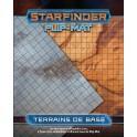 Starfinder VF : Flip Mat Terrains de base FR