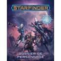 Starfinder VF : Dossier de personnage