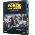 Star wars Force et Destinée : Kit d'Initiation JDR FR