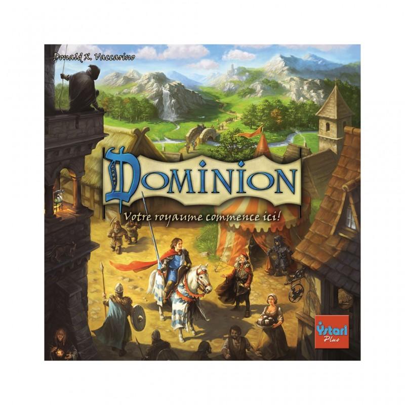 Dominion jeu de societe VF